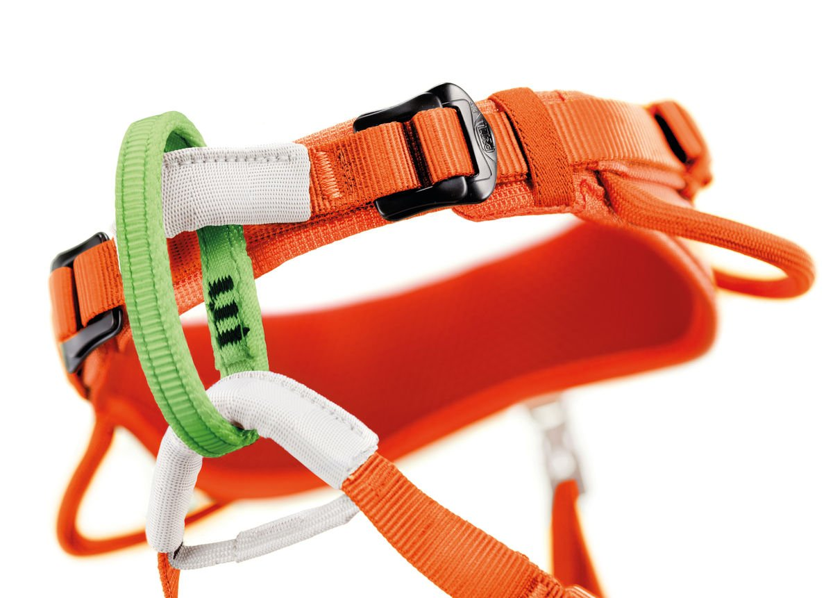 Petzl Klettergurt Luna Test : Petzl kinder klettergurte macchu orange one size amazon sport