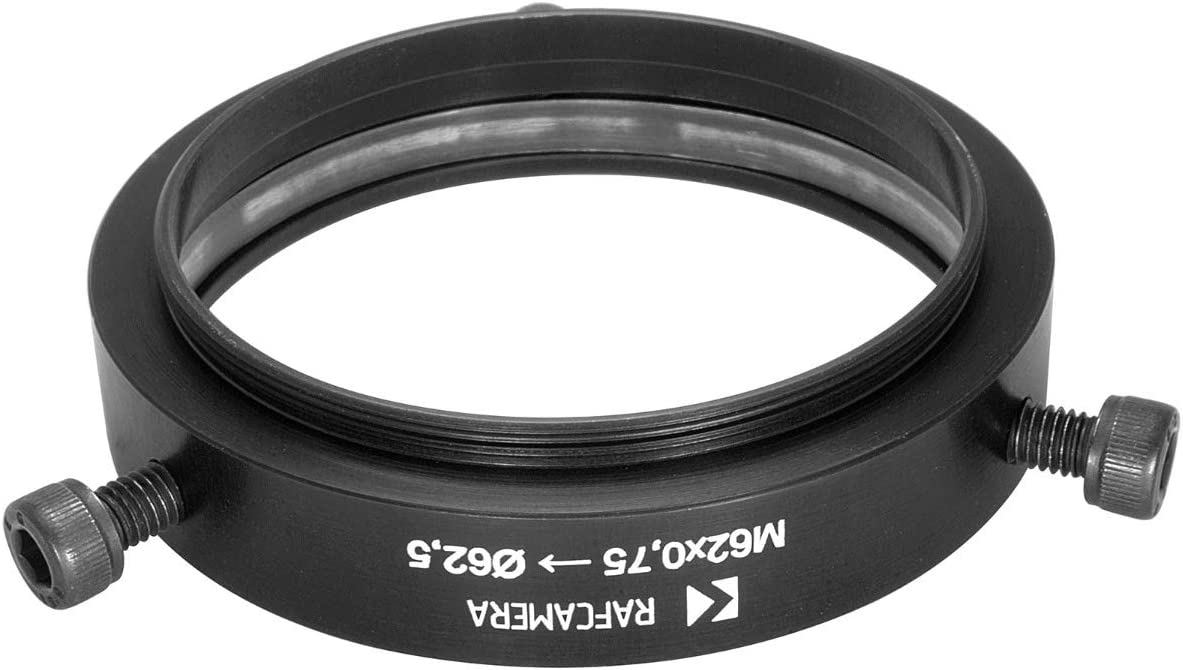 62.5mm clamp to M62x0.75 Thread Adapter LOMO Projection Lenses on helicoids