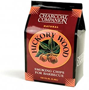 Charcoal Companion Hickory Wood Smoking Chips Smoker Chips Garden Outdoor Amazon Com