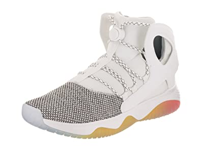 dobra tekstura szybka dostawa cienie Nike Men's Air Flight Huarache Ultra White Neoprene Basketball Shoes 13
