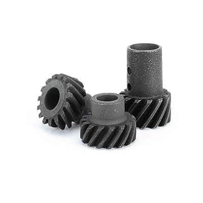 "COMP Cams 435M Distributor Gear (Steel.531"" Shaft Ford 302/ 351W): Automotive"