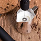 Lungogo Electric Milk Frother Handheld Battery