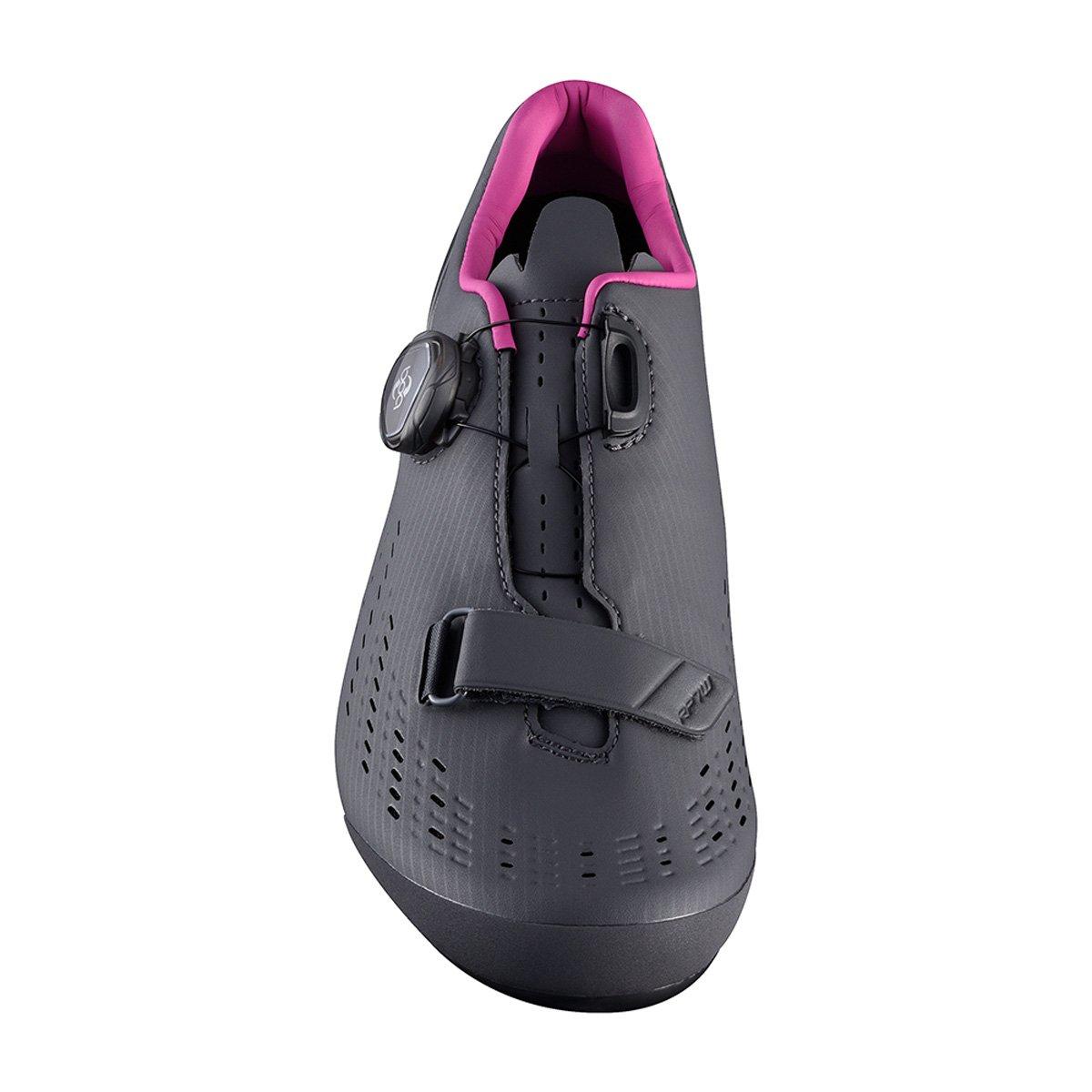 Shimano sh-rp7 W Women 's Road Cycling Shoes 42 グレー B06XCYKJBR