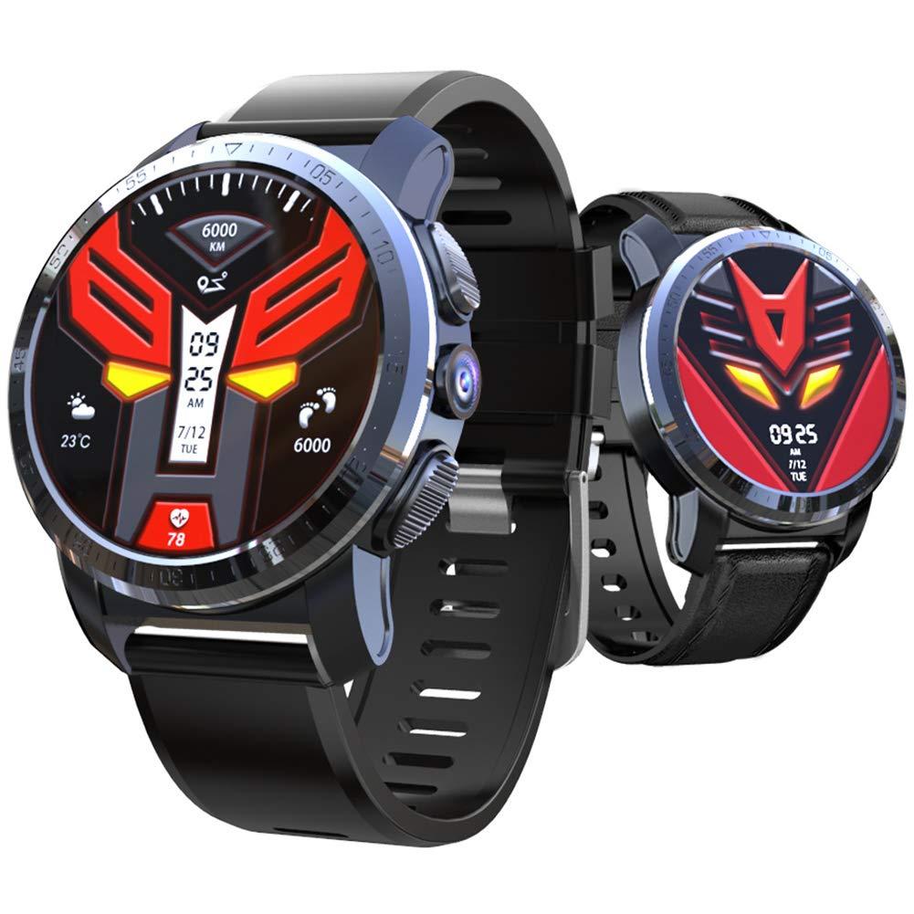 RONSHIN 4G Smart Watch Kospet Optimus PRO 3GB+32GB MT6739 1.39 454x454 for Gifts Black by RONSHIN