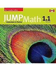 JUMP Math AP Book 1.1: New Canadian Edition