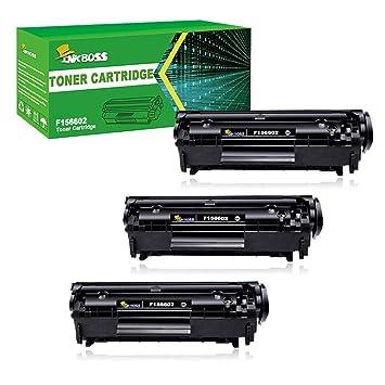 Amazon.com: INKBOSS - Cartucho de tóner para impresora Canon ...