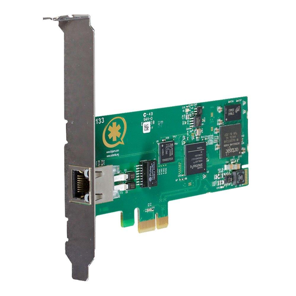 Digium 1TE133F Network Card & Adapter