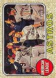 2017 Topps Heritage Baseball #257 Houston Astros Astros