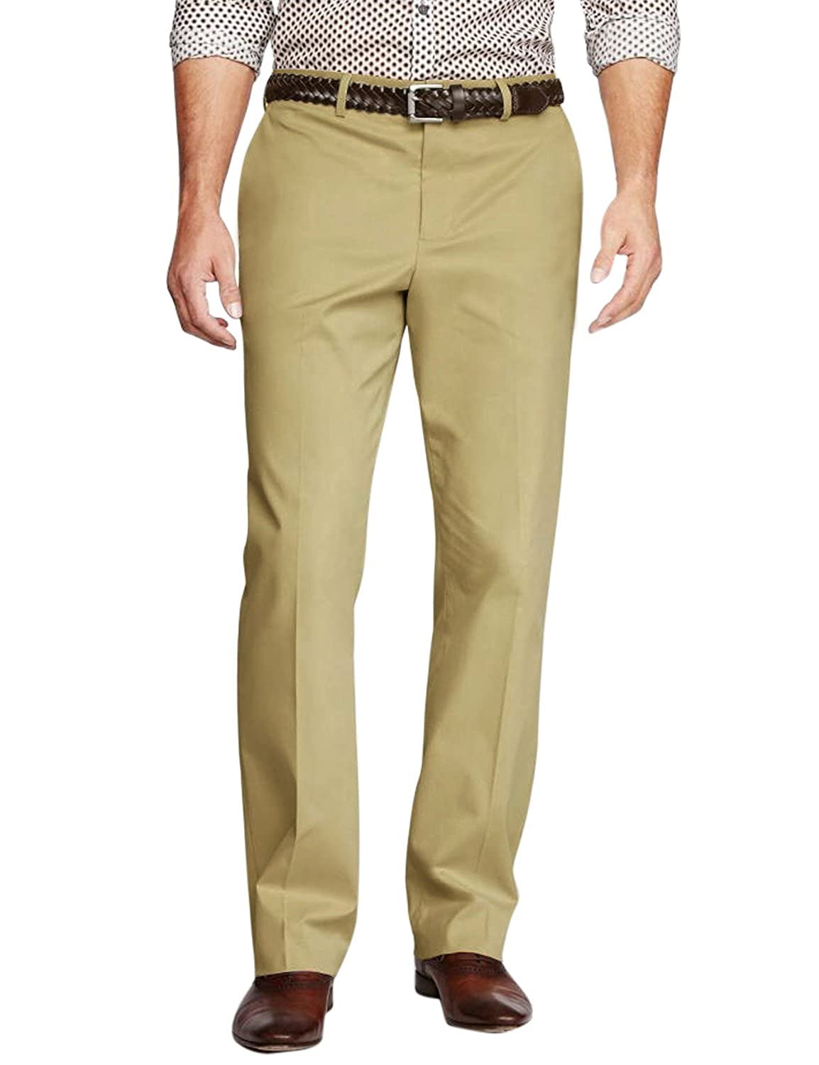 a4d4330c30 Match Men's Straight-Fit Casual Pants M3#8130 at Amazon Men's Clothing  store: