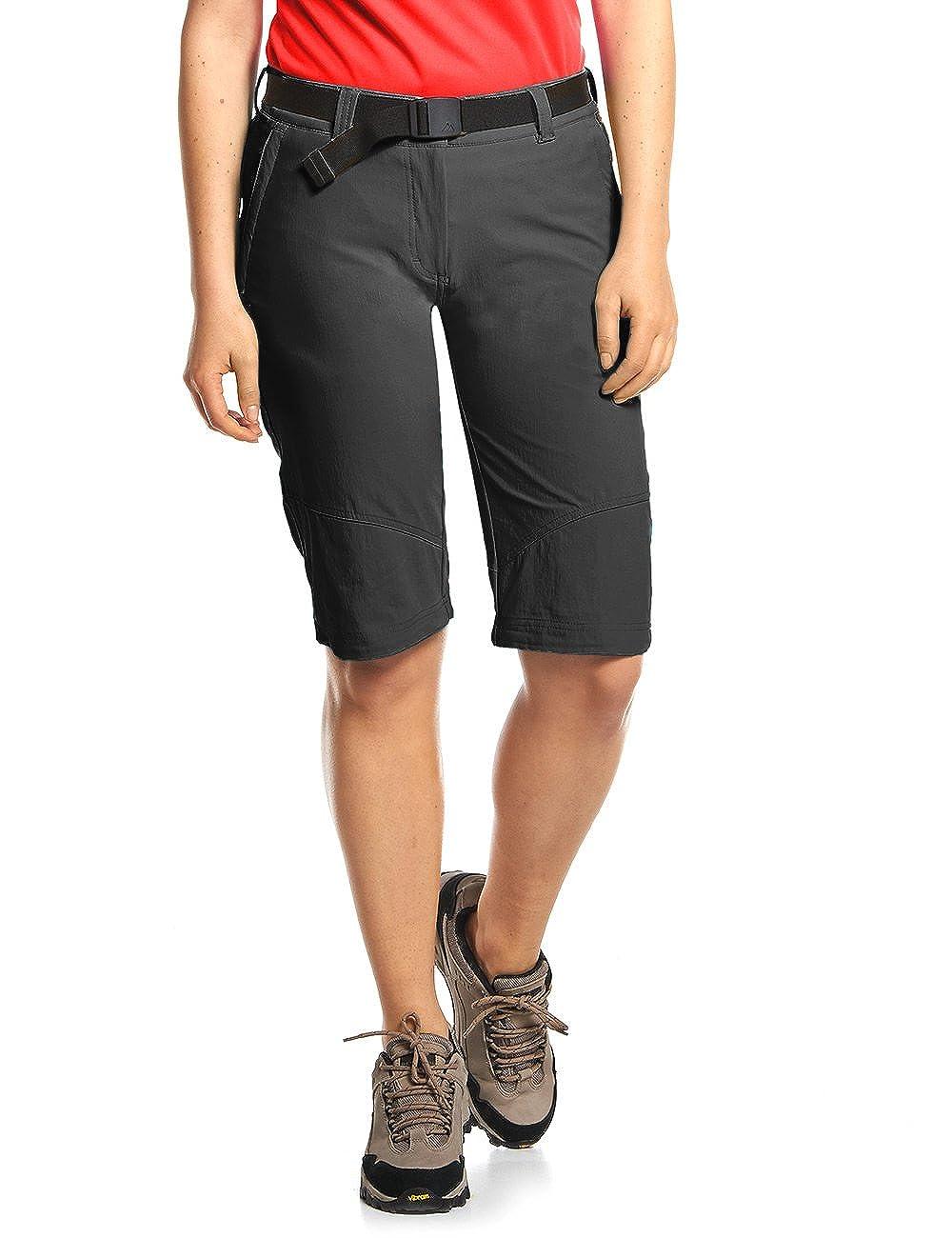 TALLA 34 UK. maier sports Lawa - Pantalones para Mujer
