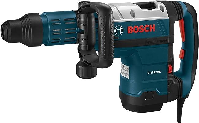 Best Demolition Hammer 2020: Bosch DH712VC Reviews