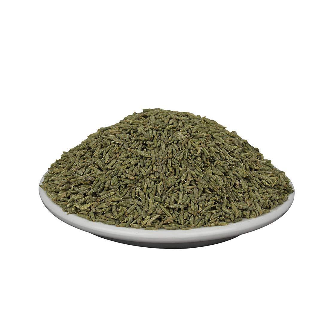 krishna kripa Indian Natural Jadi Booti Sonf Choti/Saunf Barik/Foeniculum Vulgare/Fennel Small 450 Grams