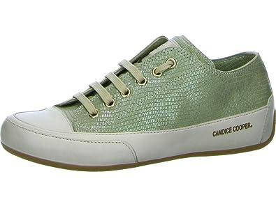 Candice Cooper Rock Größe 40, Farbe Grün