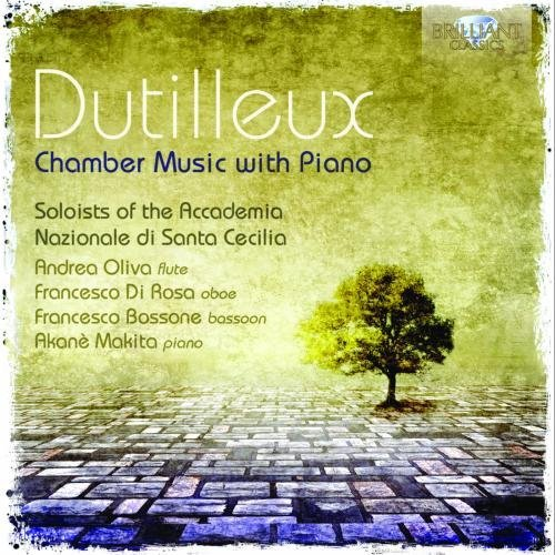 Price comparison product image Dutilleux: Chamber Music with Piano by Andrea Oliva