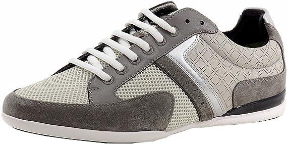 Fashion Medium Grey Sneakers Shoes Sz