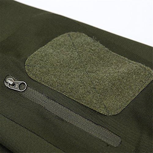 Polo Hommes Militaire Tactique de Combat de Chasse à Manches Courtes Tenu Airsoft Camouflage T-Shirt Tactical Uniforme… 4