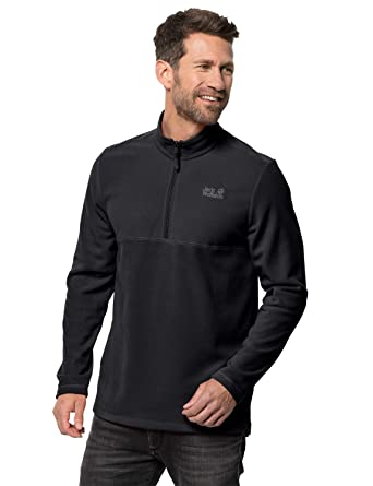 newest b4c05 46dfb Jack Wolfskin Men's Gecko Fleece Pullover