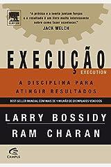 Execucao: A Disciplina Para Atingir Resultados Paperback
