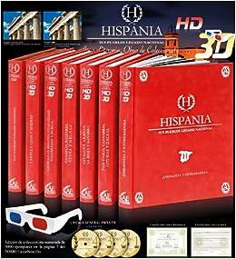 Amazon.com: Hispania. SUS Pueblos, Legado Nacional. Hd Y 3d ...