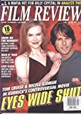 Film Review Magazine #586 Octobert 1999 (Kidman/Cruise from Eyes Wide Shut Cover)