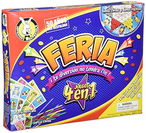 Feria 4 in 1 Game