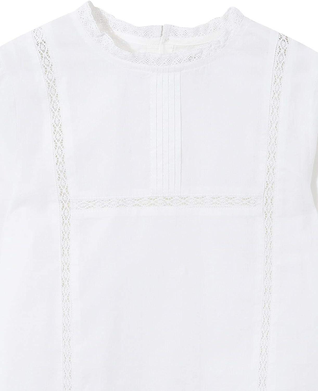 Gocco Camisa Romantica Blusa para Niñas