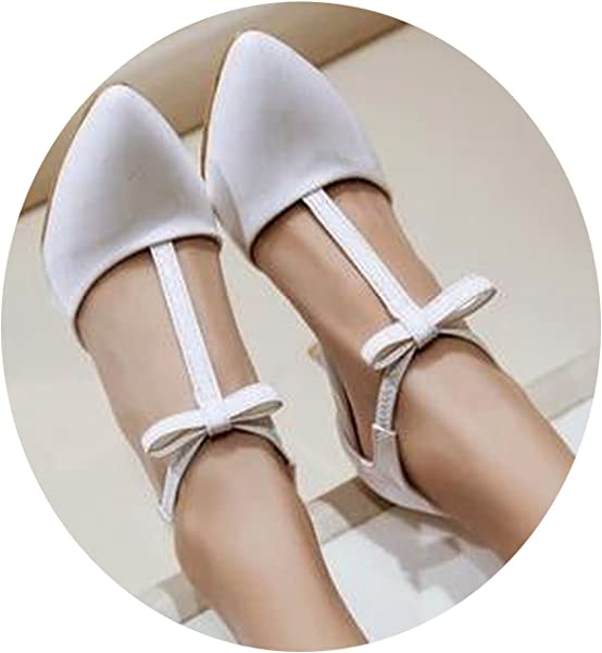 Sexy Point Patent Leather High Heels Pumps Sandal 2018 Heels Sandal Wedding Sandal 5.5cm 31-43 Size,a1,4.5