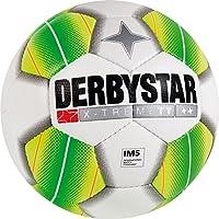 Derbystar Fußball X-Treme TT, weiß/neongelb/neongrün, 5, 1187500154