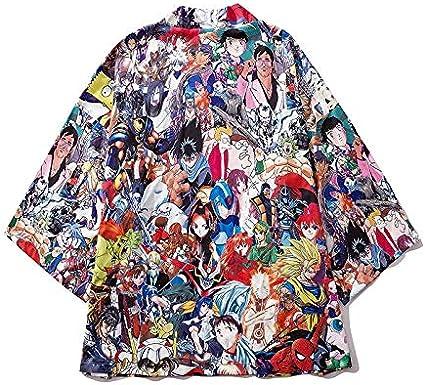 Fashion SHOP Camisas, Blusas Japonesa Kimono Japan Style ...