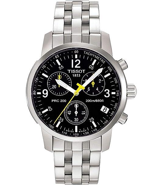 37fcf177728 Tissot PRC 200 T1 - Reloj de caballero de cuarzo