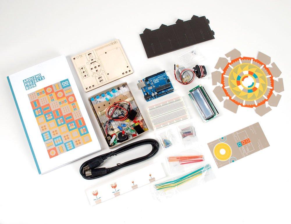 Kit de iniciación para Arduino
