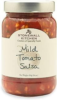 product image for Stonewall Kitchen Mild Tomato Salsa, 16 Ounces