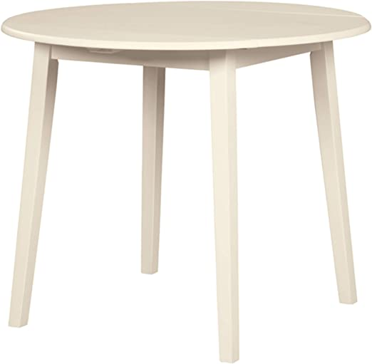 Dining Room Table With Drop Leaf