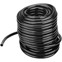 Wifehelper Tubo Flexible Flexible Industrial Resistente plástico de la Manguera de jardín de la Manguera de irrigación del Agua del jardín del césped de la Agricultura del PVC (10M)