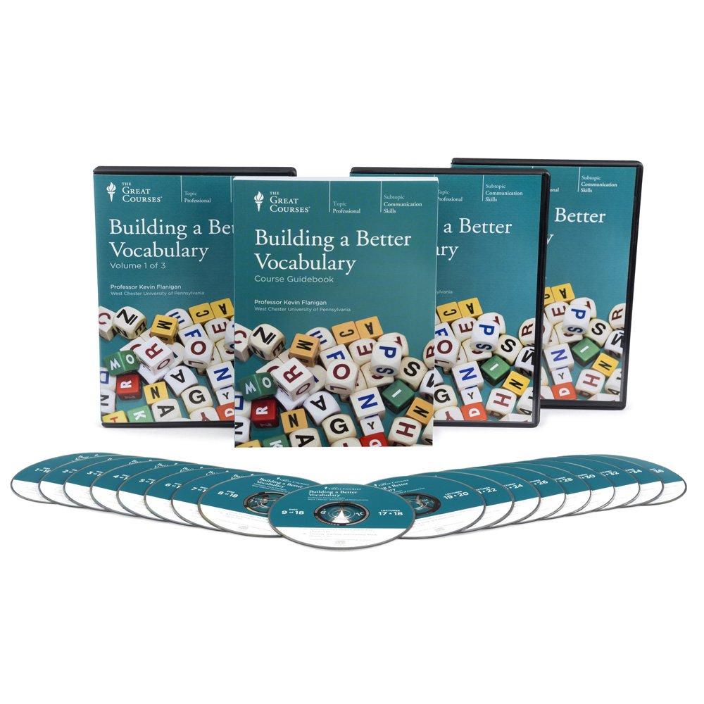 Building a Better Vocabulary: 9781598039177: Amazon.com: Books