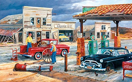 SunsOut Relics of The Past 300 Piece Jigsaw Puzzle