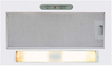 Cata G45 CAMPANA, G-45 WH/L, 5.5 W, 57 Decibelios, Aluminio, 2 Velocidades, Blanco: Amazon.es: Grandes electrodomésticos