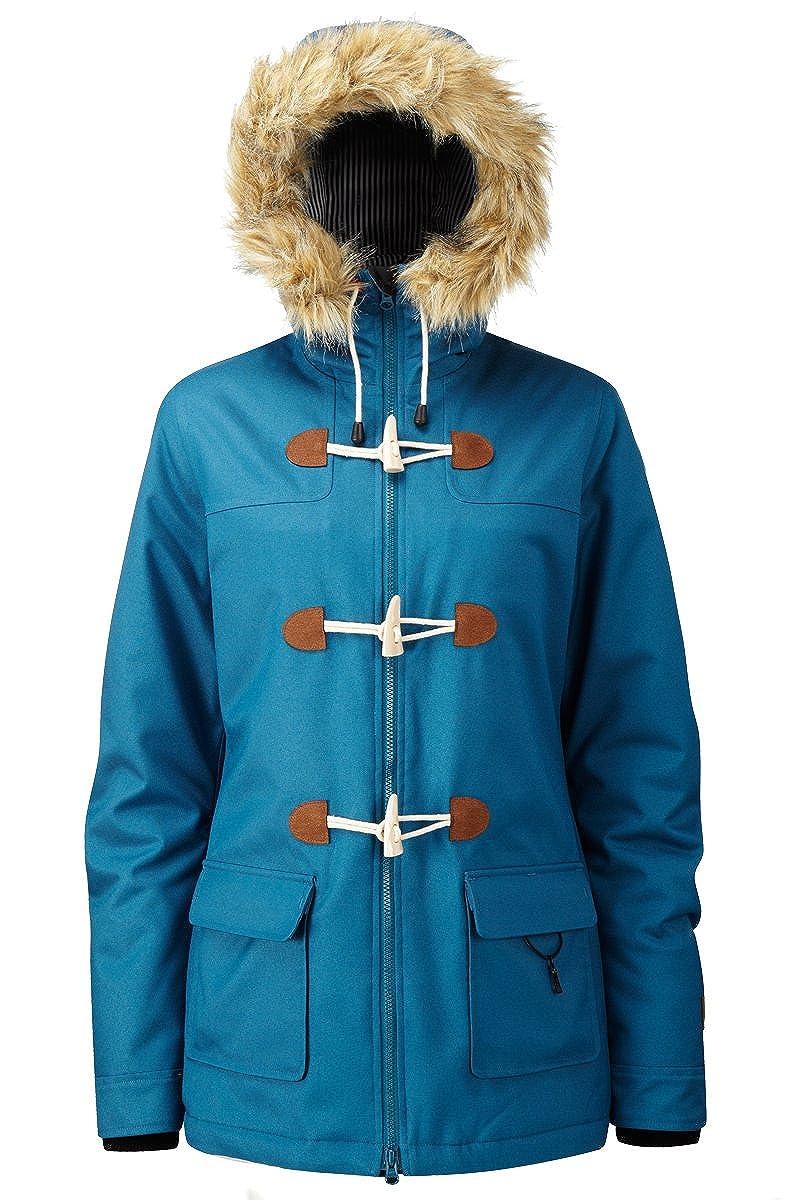 Westbeach - Chaqueta de Snowboard para Mujer: Amazon.es ...