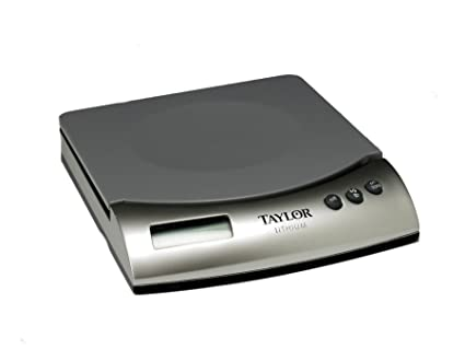 Charmant Taylor Precision Products Digital 11 Pound Kitchen Scale