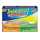 Theraflu ExpressMax Combo Caplets for Daytime and