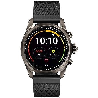 Reloj Montblanc Summit 2 Edición Sport Titanio 119441 Smartwatch ...