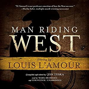Man Riding West Audiobook