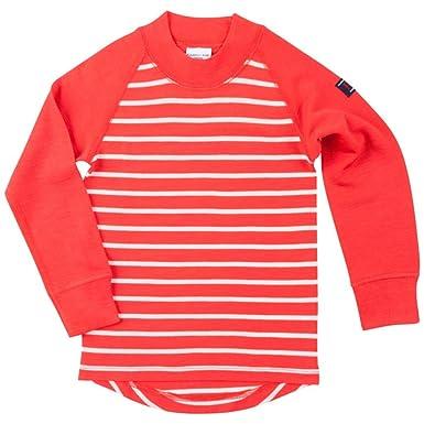 d7166f492 Amazon.com  Polarn O. Pyret Merino Wool Stripe Sweater (Baby) - 6-12 ...