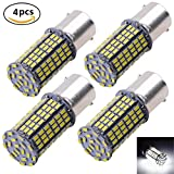 2003 mazda protege owners manual - LABBYWAY 4 pcs 1440Lumens Super Bright 1156 3014 144-EX Chipsets 1156 1141 1003 7506 LED Bulbs Used For Backup Reverse Lights,DC12v-24v,Xenon White