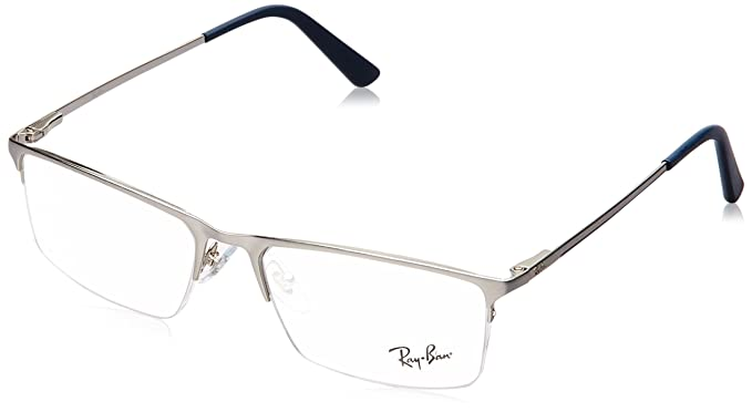 84c4f20d9bf ... store ray ban half rim square mens spectacle frame 0rx6391ii25955555  59b5e dfceb