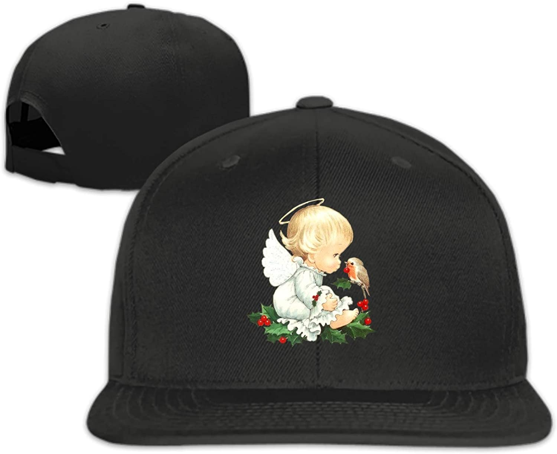 ShirAbe Santa Claus Christmas Dad Hat Peaked Trucker Hats Baseball Cap for Women Men