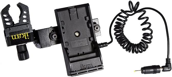 Ikan BMPCC-PWR-PN-C Blackmagic Pocket Cinema Camera DV Power Kit with Clamp for Canon 900 Black