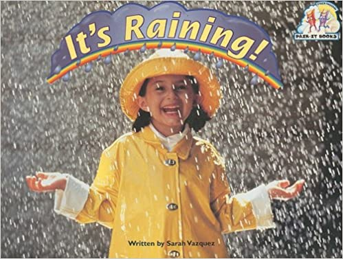 It's Raining! (Pair-It Books)