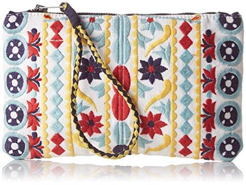 Antik Batik Bundi, Poschette Giorno Donna Multicolore Multicolore(Multico) 1x14x23 cm (W x H x L)