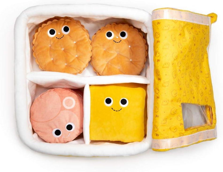 Kidrobot Yummy World Zoey and The YumYumables XL Plush